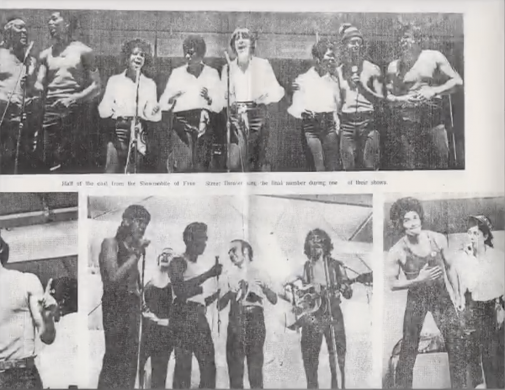 Free Street Music Ensemble-1977